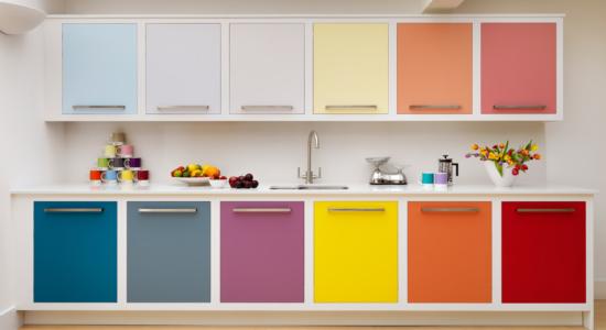 Culori mobilier bucatarie