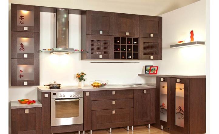 Decor minimalist in bucatarie