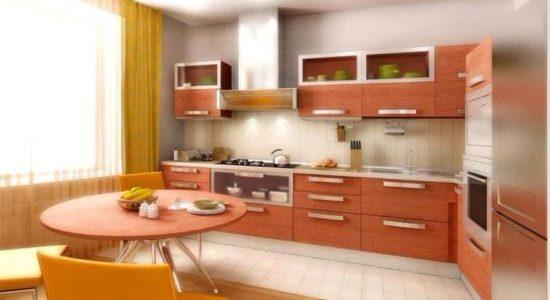Design bucatarie Feng Shui