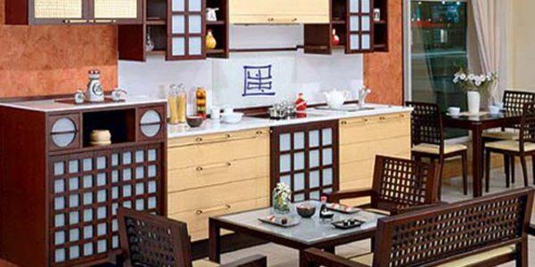 Mobilier japonez dining