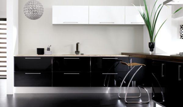 Design elegant bucatarie