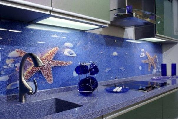 Decoratiuni marine bucatarie
